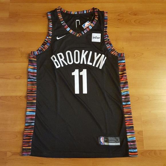 Shirts Kyrie Irving City Edition Coogi Nets Jersey Poshmark